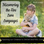 Discovering the Five Love Languages