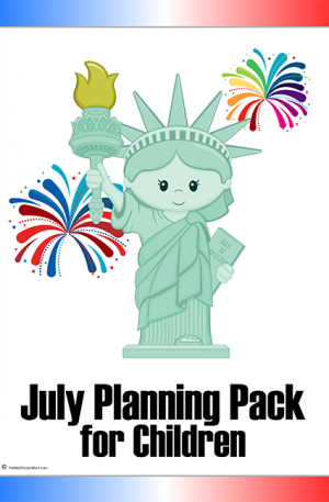 July Planning Pack for Children 2015