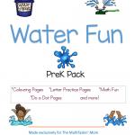 Water Fun Pre-K Pack