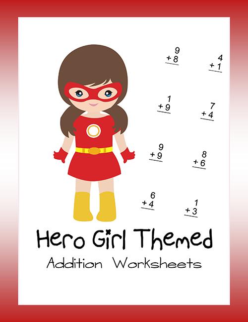 Hero Girl Addition thumb