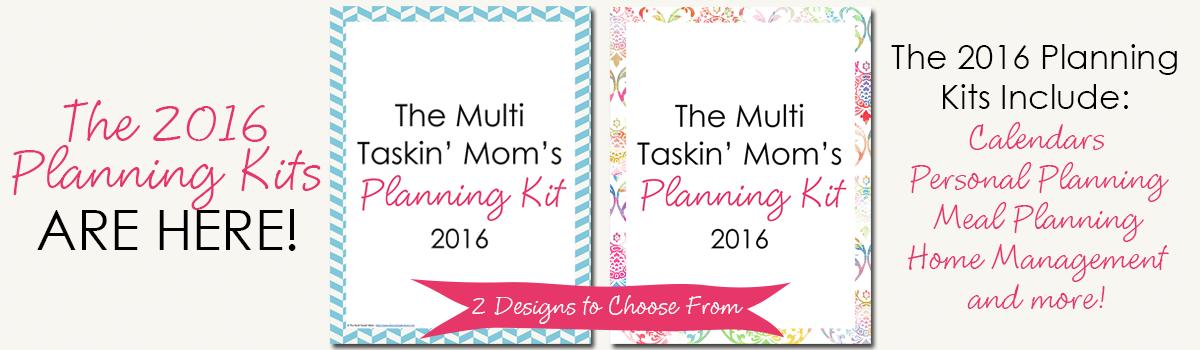 2016  Planning Kit