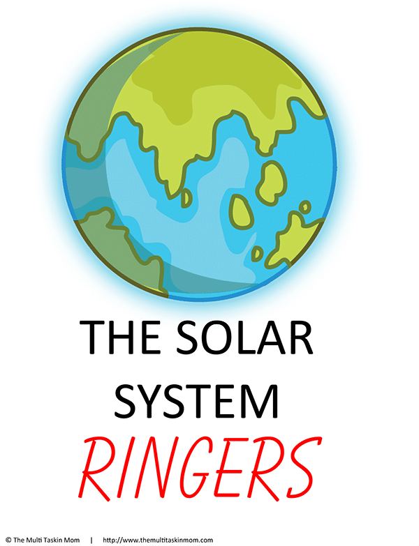 The Solar System Ringer Thumb