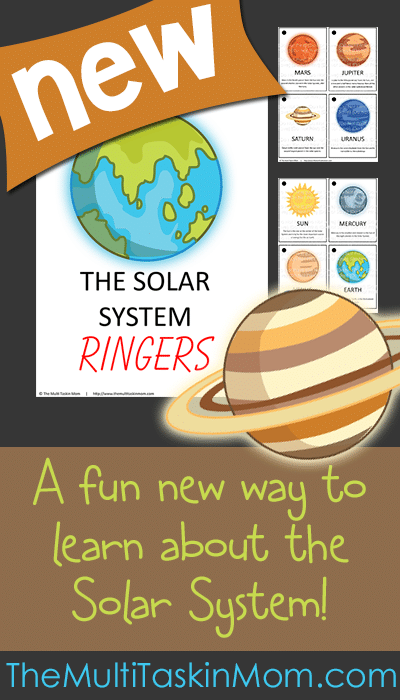 FREE!!! The Solar System Ringers