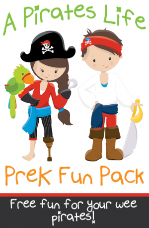 A Pirates Life Fun Pack