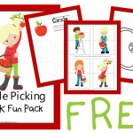 Apple Picking PreK Fun Pack *FREE*