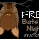Bats at Night Stationery