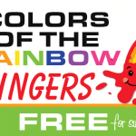 Colors of the Rainbow Ringers *FREE*