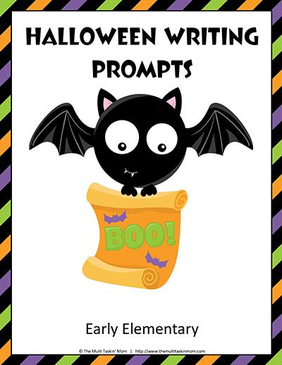 Halloween Writing Prompts – YE
