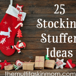 25 Awesome Stocking Stuffer Ideas
