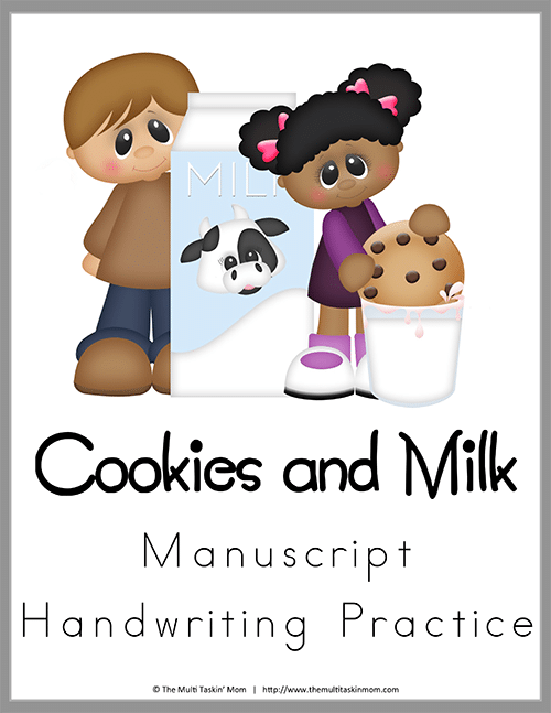 Cookies and Milk Handwriting-1
