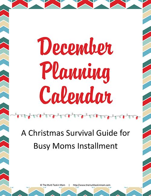 December Planning Calendar-1