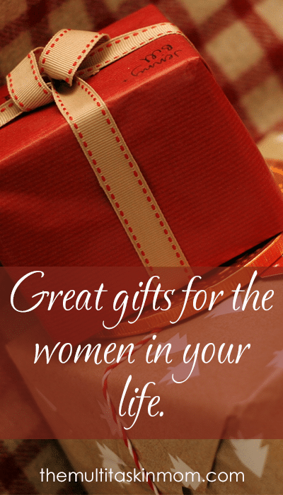 Give the gifts the women in your life really want to recieve this year