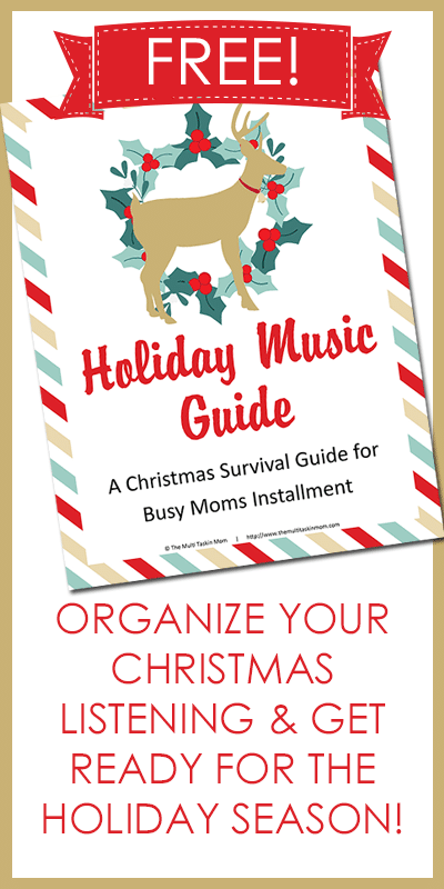 Holiday Music Guide FREE Just in time for the holidays