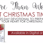 More Than Words at Christmas