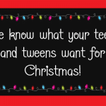Teen and Tween Gift Ideas