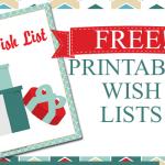 Make Your Christmas Wish List