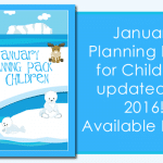 January Planning Pack Updated