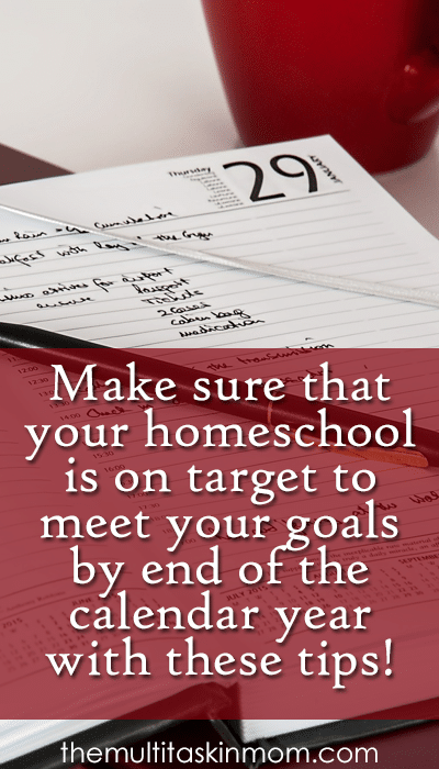 End Of Year Calendar : End of calendar year assessment for homeschoolers