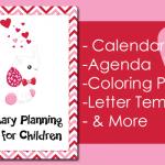 February Planning Pack for Children