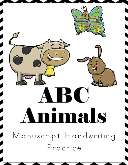 ABC Animals HW Manuscript-1