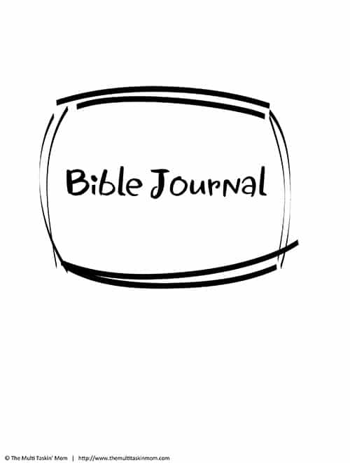 Bible Journal-1