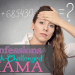Confessions of a Math-Challenged Mama