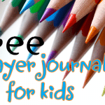 FREE Prayer Journal