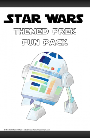 Star Wars Prek Fun Pack