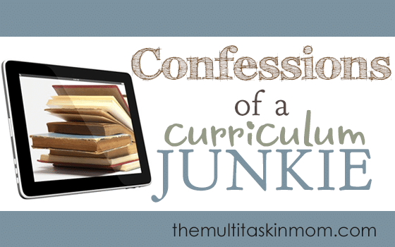 Confessions of a Curriculum Junkie