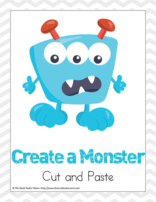 Create a Monster-1