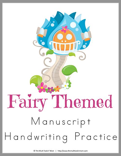 Fairy Handwriting-1