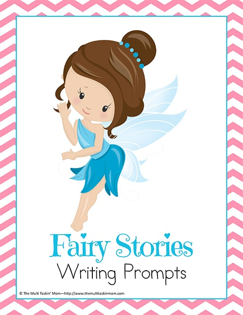 Fairy Writing Prompts
