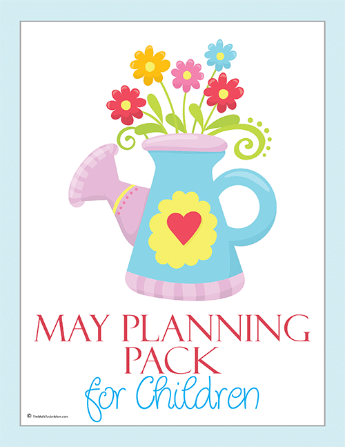 May Planning Pack - 2016-1