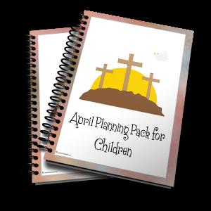 April Planning Pack Resurection