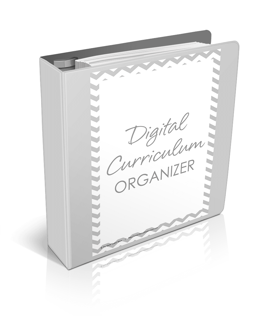 Digital Curiculum Organizer