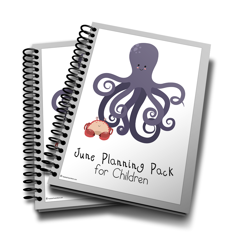 June Plan Pack for Children 2016