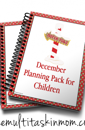Dec Plan Pack for Children 2014