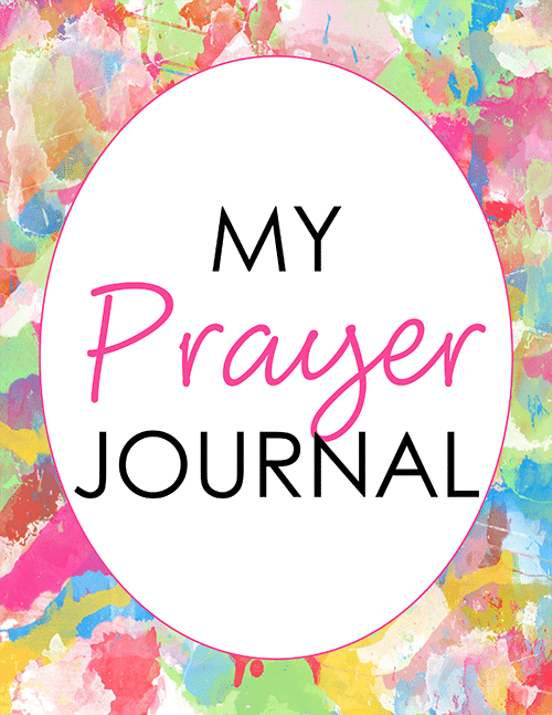 Prayer Journal-1