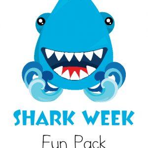 Shark Week Fun Pack-1
