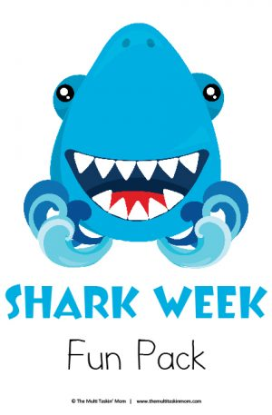 Shark Week Fun Pack