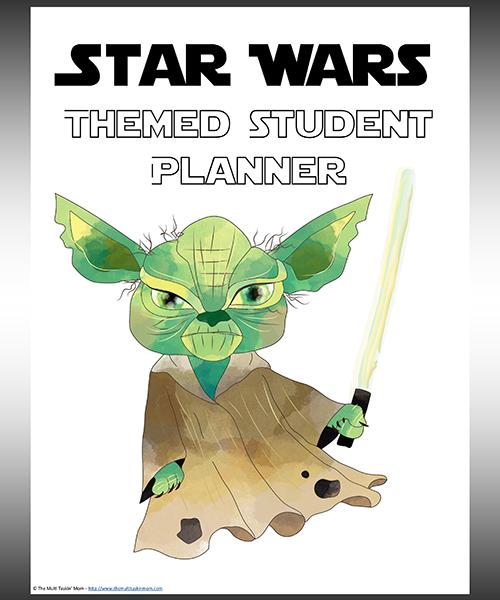 Star Wars Student Planner-1