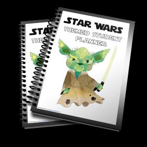 Star Wars Student Planner