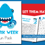 The Shark Week Fun Pack