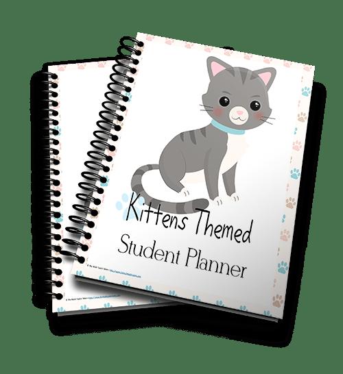 Kittens Planner 3d