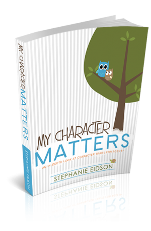 My Character Matters Workbook