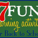 7 Fun Learning Activities for the First Week Back to School