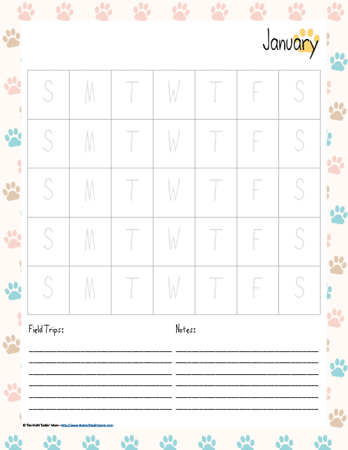 Student Planner - Puppies-15