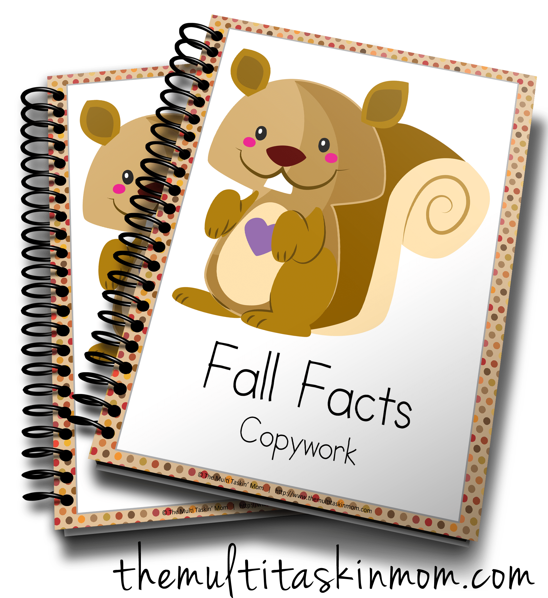 fall-facts-copywork