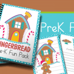 Gingerbread PreK Fun Pack