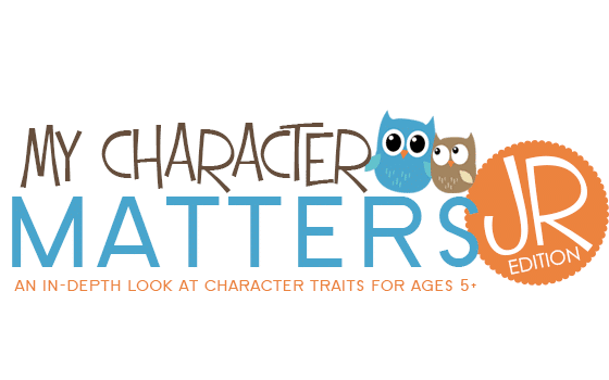 My Character Matters Jr Edition